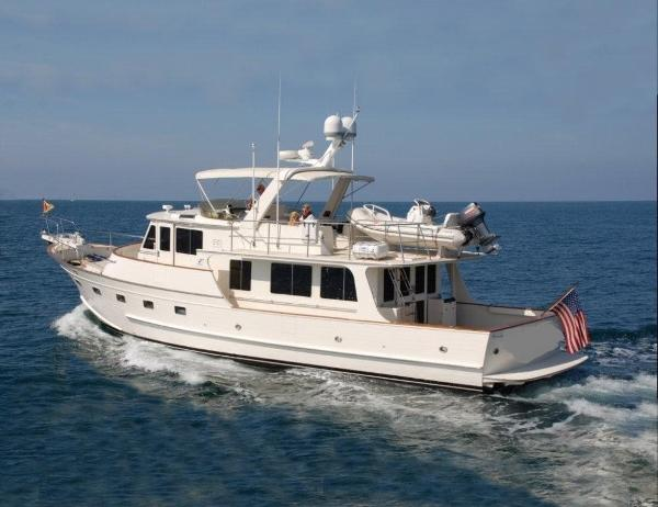 Fleming Pilothouse Motoryacht 55' Fleming Pilothouse MY