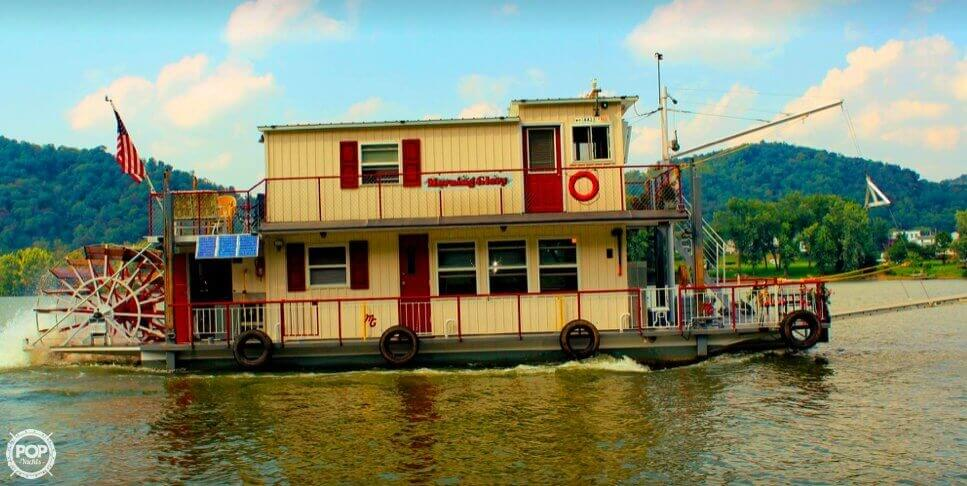 Custom-Craft 56' Sternwheeler 2013 Custom 56' for sale in New Martinsville, WV