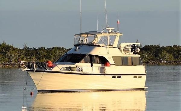 Ocean Yachts 48 48 Motor yacht