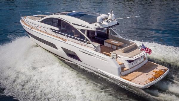 Fairline Targa 53 GT Fairline Targa 53 Gran Turismo