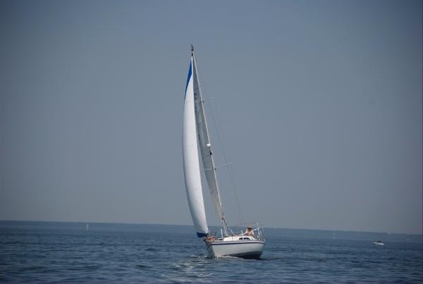 Canadian Sailcraft 36 Merlin