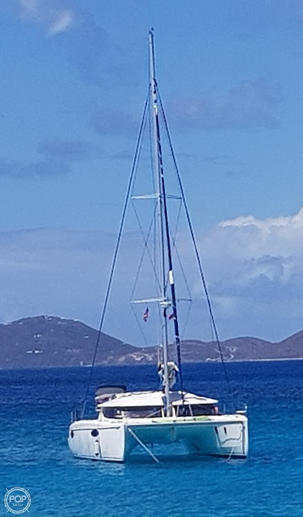 Fountaine Pajot Orana 44 2012 Fountaine Pajot 43 for sale in St Thomas, VI