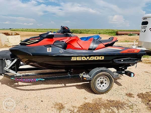 Sea-Doo RXT-X 300 2020 Sea-Doo RXT-X 300 for sale in Dimmitt, TX