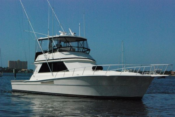 Viking 48 Conv Sport Fisher Profile