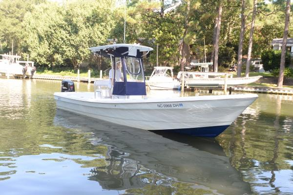 Andros Boatworks 26