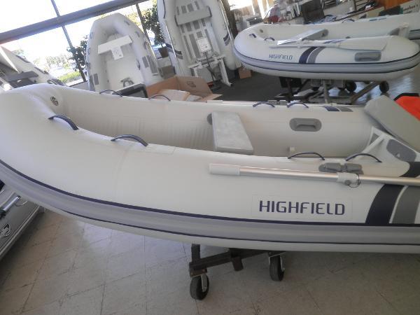 HIGHFIELD INFLATABLES ULTRA LIGHT 340 LARGE TUBES