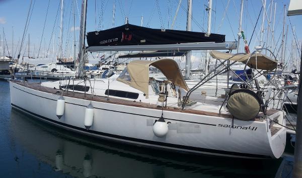 AD Boats Salona 41'
