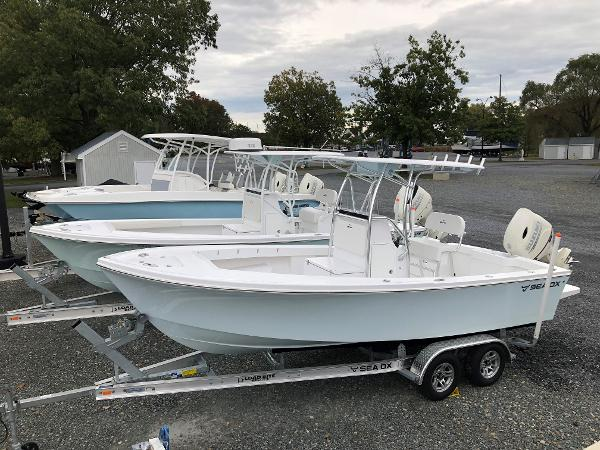Sea Ox 21 Center Console