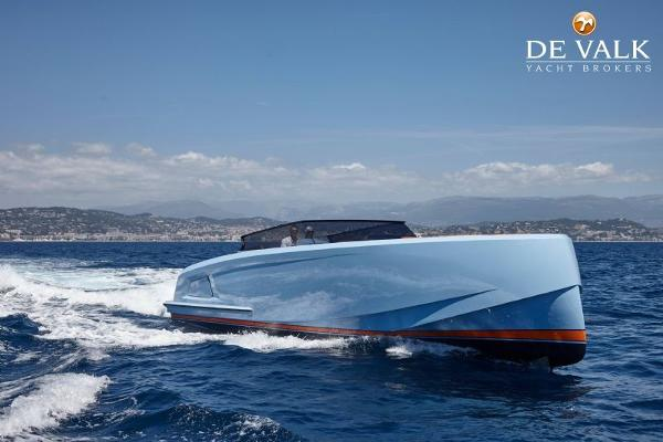 Vanquish Yachts VQ43 MK II