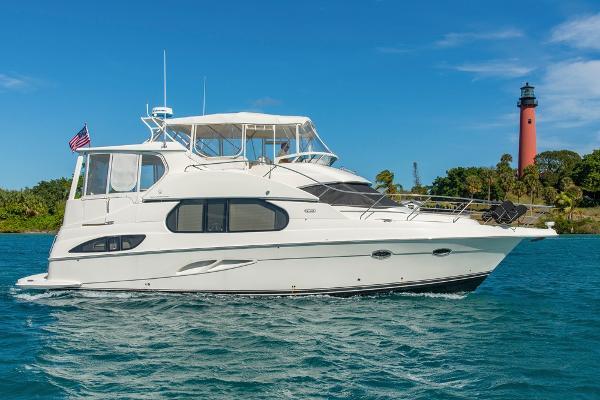 Silverton 43 Motor Yacht No Name 43