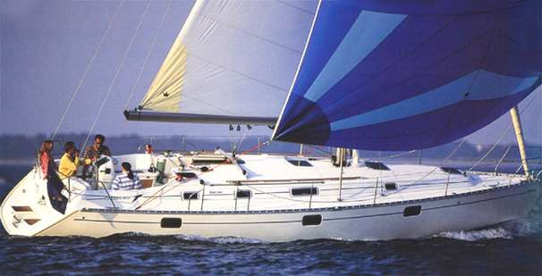 Beneteau Oceanis 400 Manufacturer Provided Image