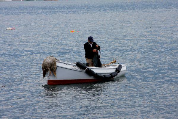 Yawl boat