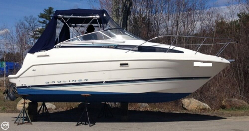 Bayliner 2355 Ciera Sunbridge 1996 Bayliner 2355 Cierra for sale in Gilford, NH