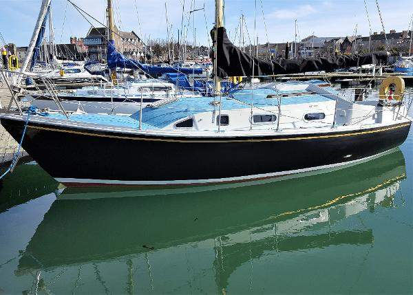 Macwester 8 Metre Macwester 8 metre for sale with BJ Marine
