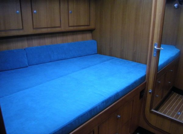 Fwd Double berth