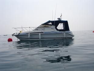Fairline Targa