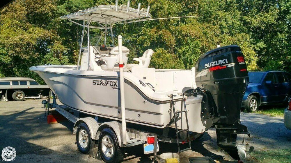 Sea Fox 236 Center Console 2007 Sea Fox 236CC for sale in Front Royal, VA
