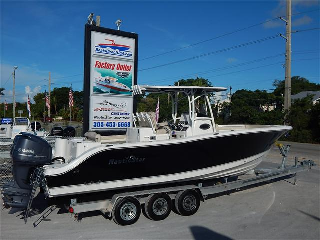 NAUTIC STAR XS Series 2800 XS