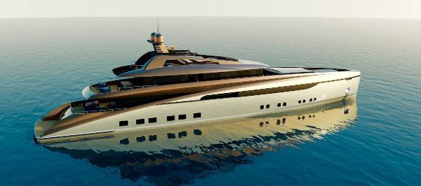 Sunrise Yachts 170 Merideon FYD 170 profile