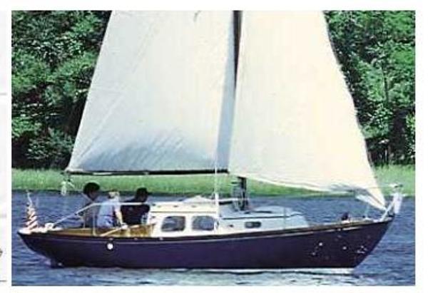 Seafarer Rhodes Meridian 25