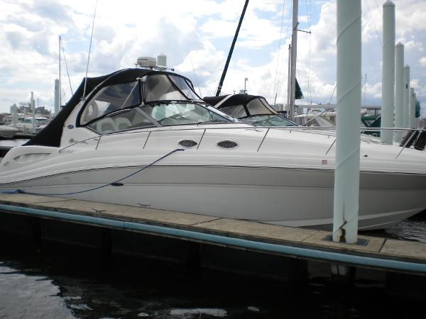 Sea Ray 340 Sundancer Italian Stallion