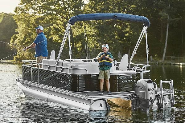 Angler Qwest 818 Panfish Manufacturer Provided Image: Manufacturer Provided Image
