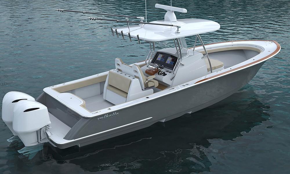 Valhalla Boatworks 33
