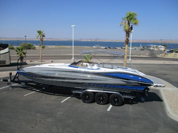 Eliminator Boats 28 FUNDECK