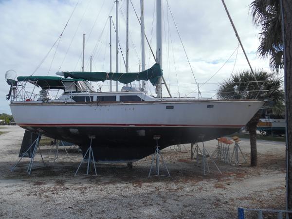 Gulfstar 39 Sailmaster MKII