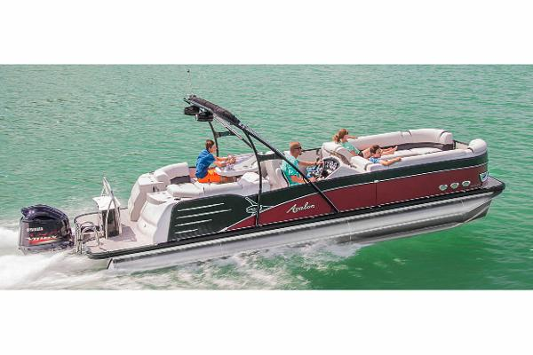 Avalon Catalina Platinum Entertainer - 25'
