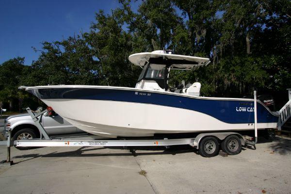 Sea Fox 286CC Pro Series