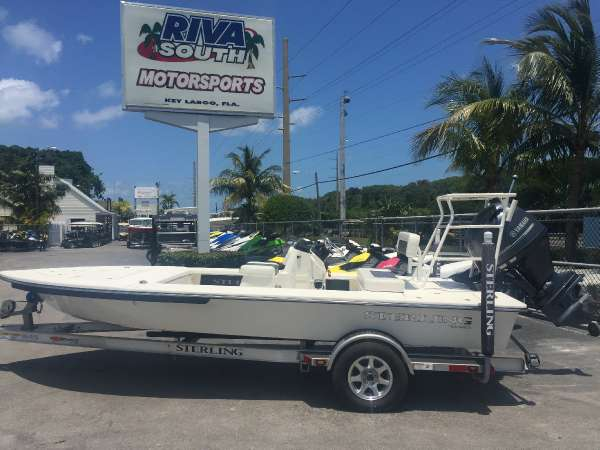Sterling Boats 180TS