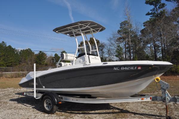 Yamaha Boats 190 Sport Fish