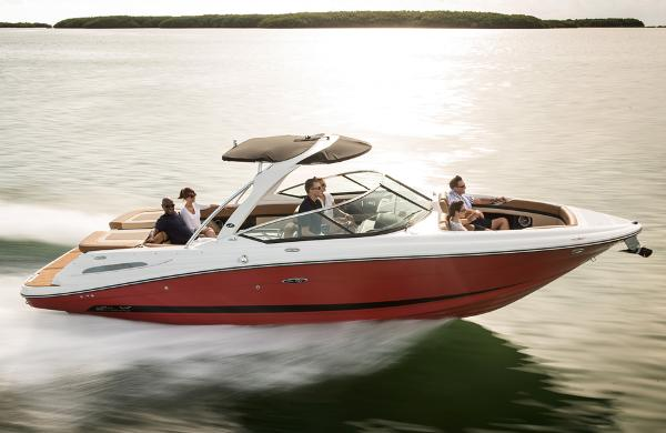 Sea Ray 270 SLX Manufacturer Provided Image