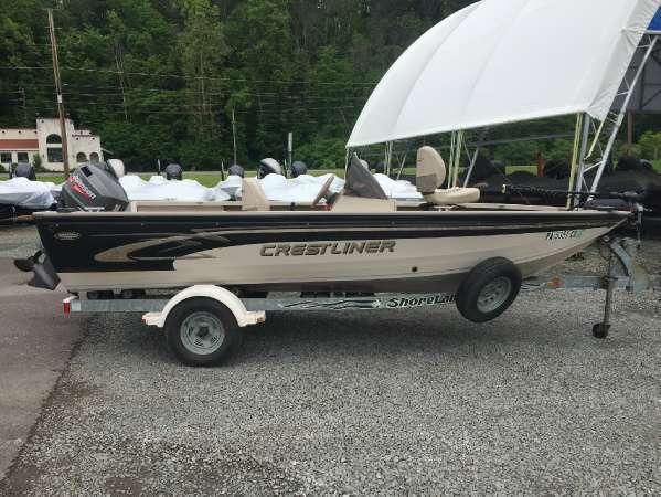 Used crestliner power boats for sale page 3 of 5 for Crestliner fish hawk