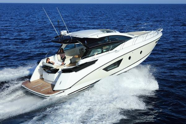 Beneteau Gran Turismo 46 Manufacturer Provided Image
