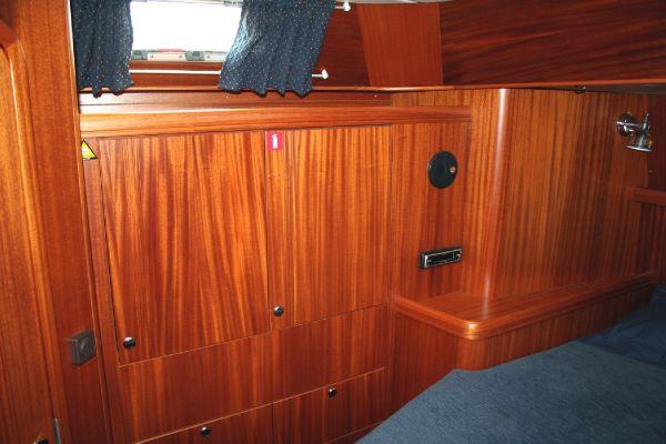 Aft Cabin Cupboards