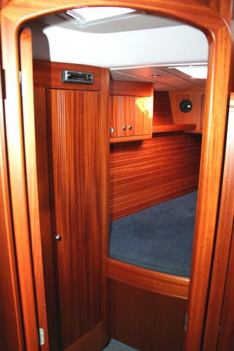 Starboard Wing Cabin