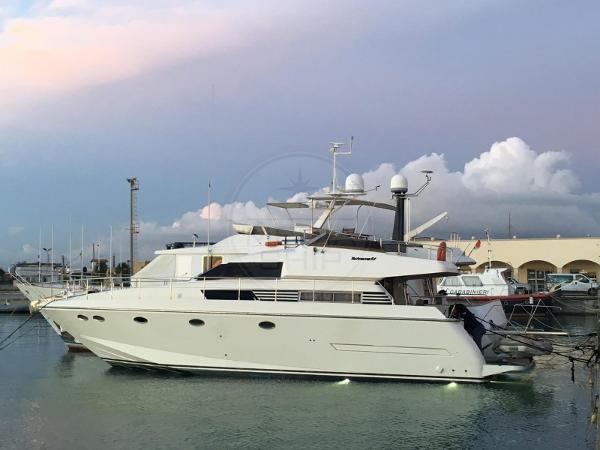 Custom Posillipo-Rizzardi Technema 51' POSILLIPO - TECHNEMA 51 - exteriors