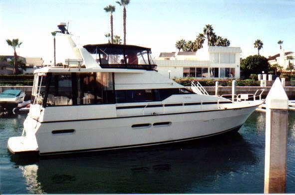 Mainship Motoryacht
