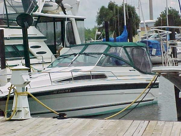 Sea Ray 268 Sundancer 1989 Sea Ray 268 Sundancer