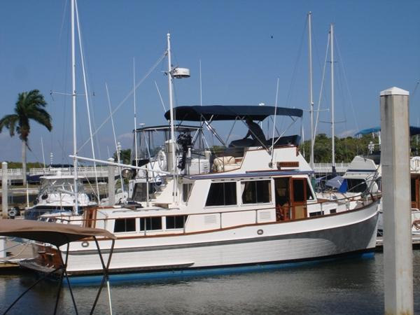 Grand Banks 36 Classic Marquesa