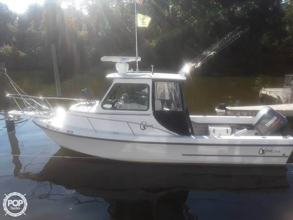 C - Hawk Boats 222 Sport Cabin 2001 C-Hawk 222 Sport Cabin for sale in Sparrows Point, MD