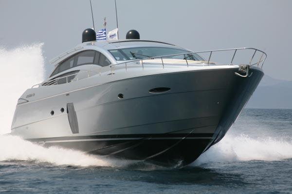Pershing 72 Manufacturer Provided Image