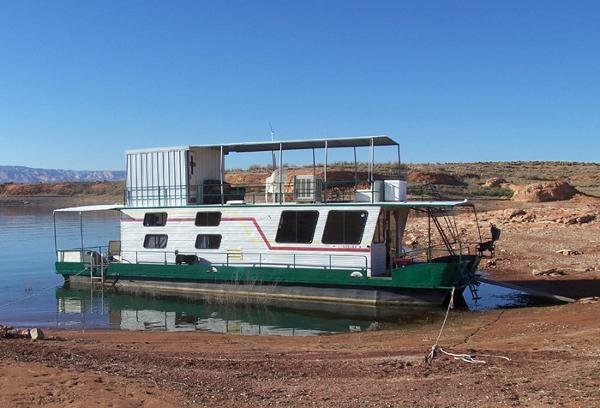 Boatel Houseboats 50' 1/4 Multi-Ownership Pontoon Houseboat
