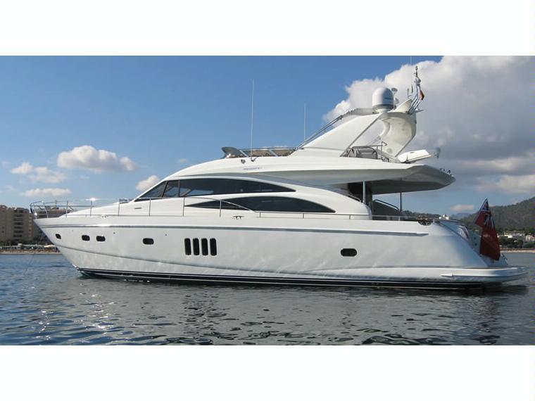Princess Yachts Princess 67