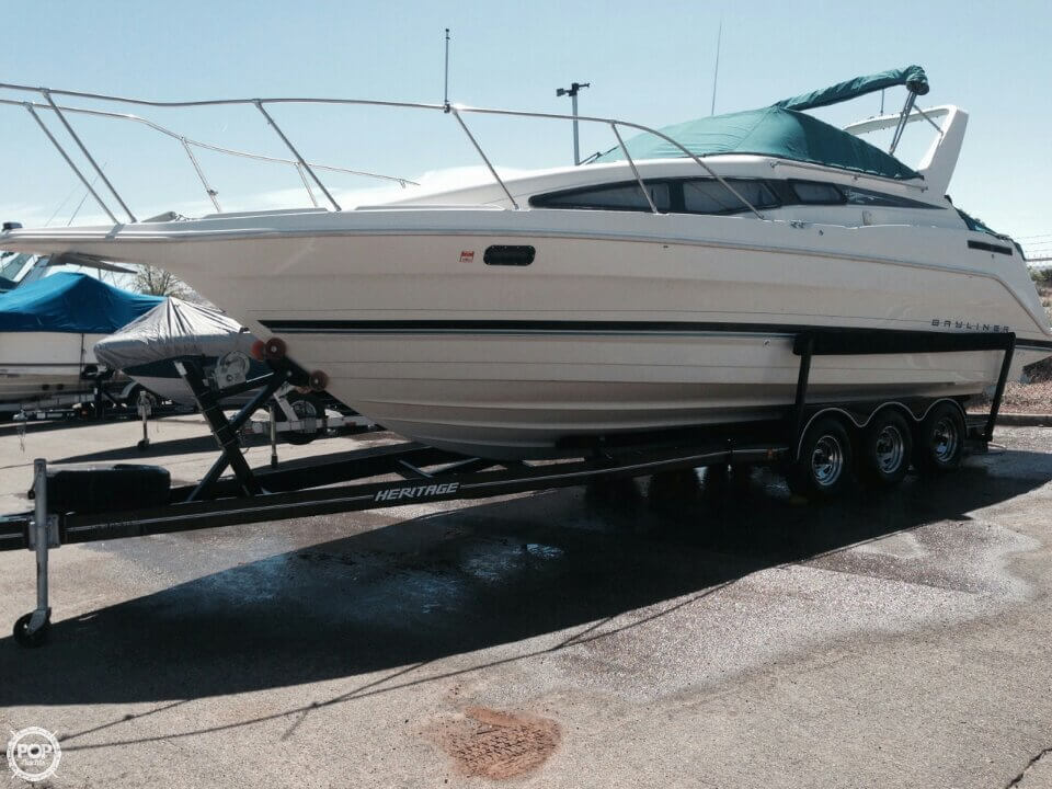 Bayliner 2855 Ciera Sunbridge 1995 Bayliner 2855 Ciera Sunbridge for sale in Page, AZ