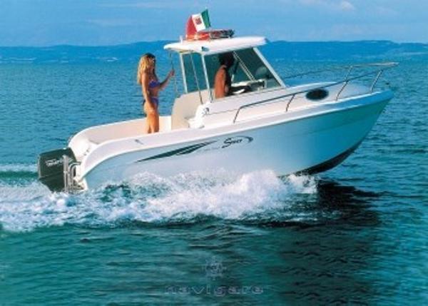 Saver 540 FISHER CABIN 1