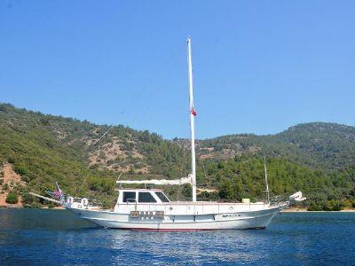 Aegean Gulet 18 m Classic Gulet Profile Photo