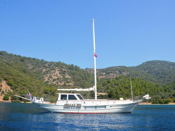 Aegean Gulet 18 m Classic Gulet Profile Photo